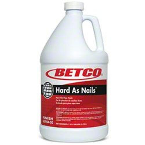 Betco Hard As Nails Hard Film Floor Finish - Gal.
