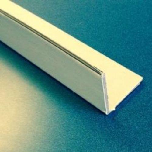 2.5'' White Custom Corner Boards, 6600/skid