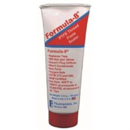 Fluoramics FORMULA-8 Sealant PTFE  Paste, 3.5oz Tube, 24ct