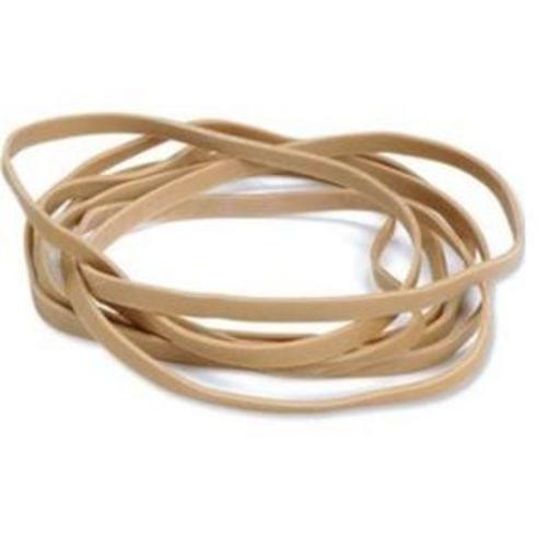 5'' x 5/8'' x 1/16'' Rubber Bands Sold per Case of 25 LB