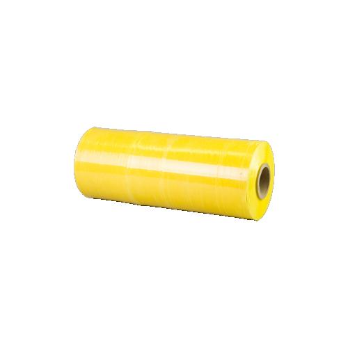 "DEFENDER+ Yellow Premium Machine Film 20"" X 5000' 80 Gauge"