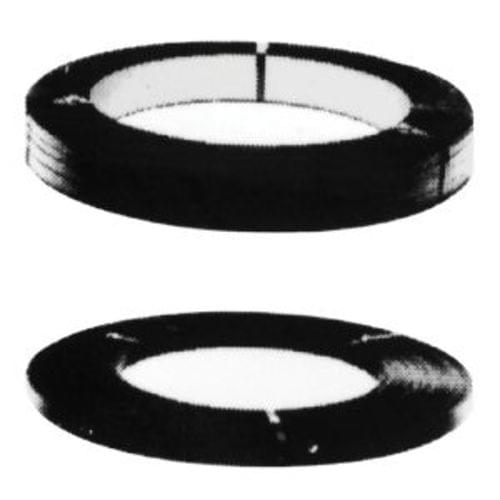 "3/4"" X .020 STEEL STRAPPING, 100 LB ROLL"