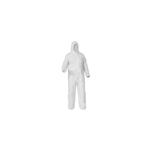 KLEENGUARD A35 COVERALL HOODED, SIZE 3XL