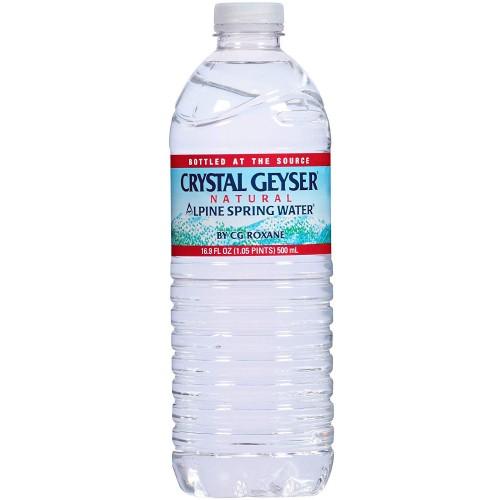 16oz Water Bottle