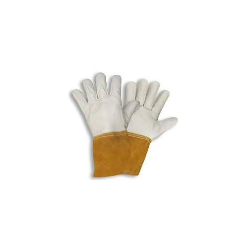 Tig Welder,medium Cowhide, Tig-Wel, Premium, Side, Split: #8130