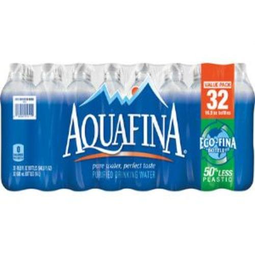 Bottled Water, 16.9oz Bottle, 32/Carton   Item is only avail in Southern Nevada.