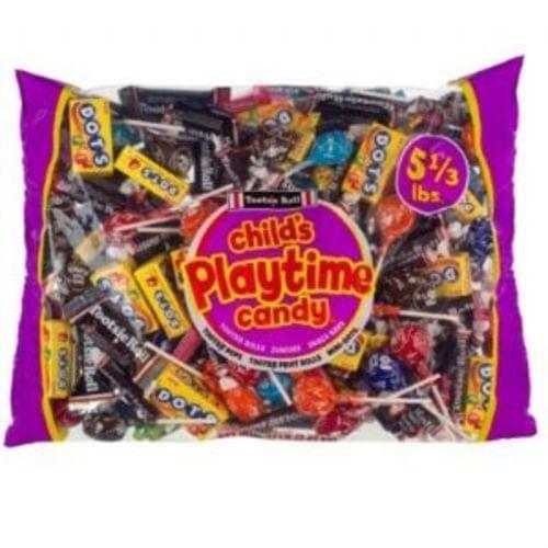 Playtime Candy Assortment 6lbs. Bag.