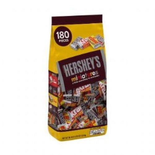Hershey's Miniatures Assortment, 56oz,