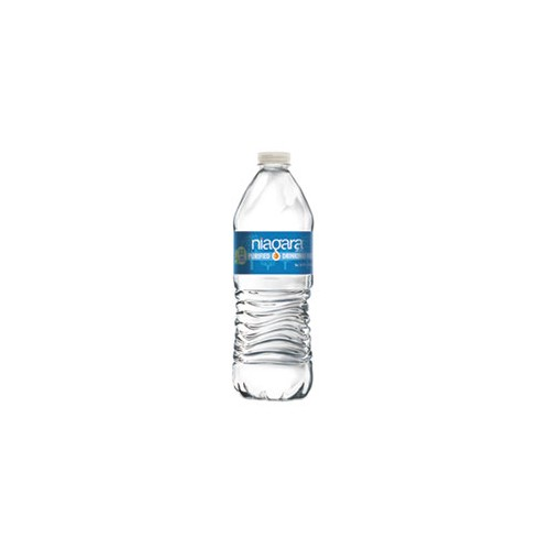 Water,  Niagara Bottling, 16.9oz bottle, 24/case