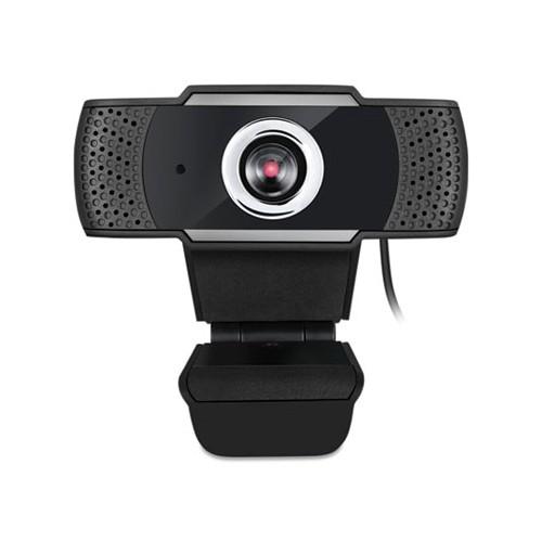 CyberTrack H4 1080P HD USB Webcam with Microphone, 1920 pixels x 1080 pixels, 2.1 Mpixels, Black