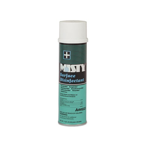 Amrep Surface Disinfectant, Fresh Scent, 20 oz. Aerosol Can  LIKE LYSOL!