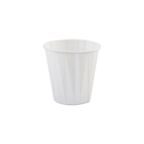 Cup,Paper Pleated,Flower printed, 3oz, 660/pkg