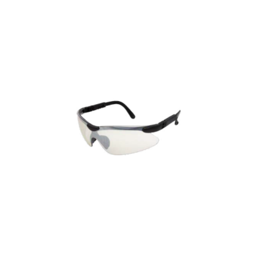 Eye Glasses, Wrap Around w/adjustable Temples, Clear