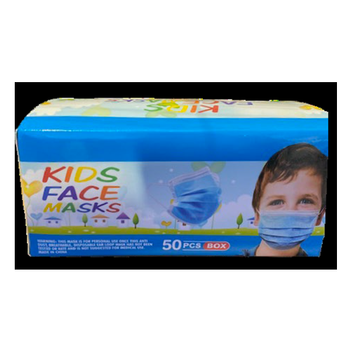 kids/child size facemask disposable 3Ply