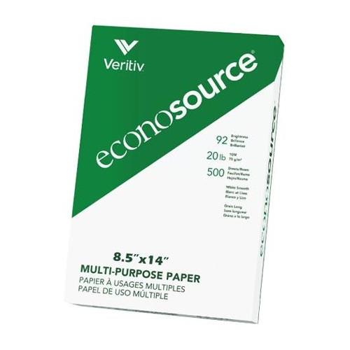 Paper - Legal 8.5 x 14, 20lb, 92 Brightness