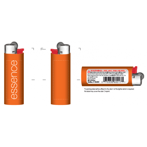 Essence Lighter Orange