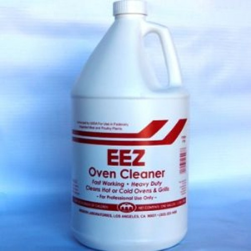 EEZ Oven Cleaner Gallon 4GAL/CS        *Sold per case*