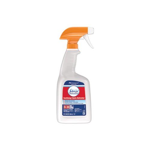 Professional Sanitizing Spray. Light Scent. 32oz
