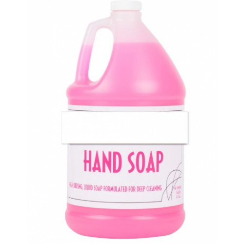Hand Soap, Liquid, Pink, Gallon