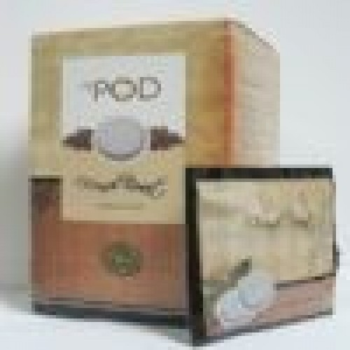 Pod Pack Single Serve Coffee French Roast. Regular. 18 Pods per box