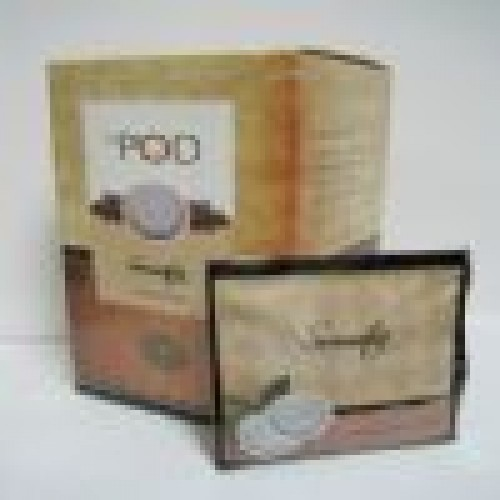 Pod Pack Single Serve Coffee Sumatra. Regular. 18 Pods per box