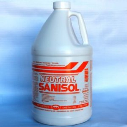 Sanisol Cleaner/Disinfectant Gallon
