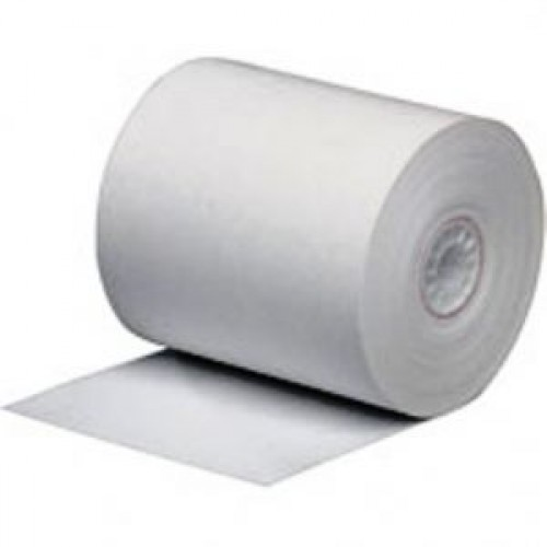 "Receipt Paper Rolls, 2-1/4""; x 60'. Thermal rolls, 50rl/case"