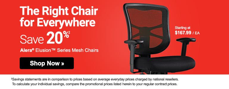 Alera Elusion Chair