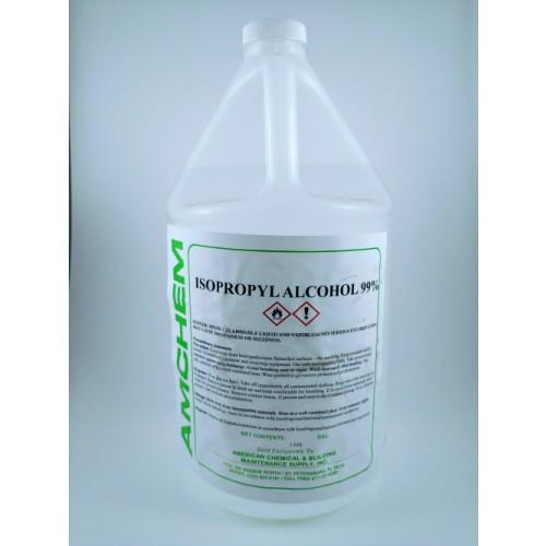 Isopropyl Alcohol, 99%, Gal