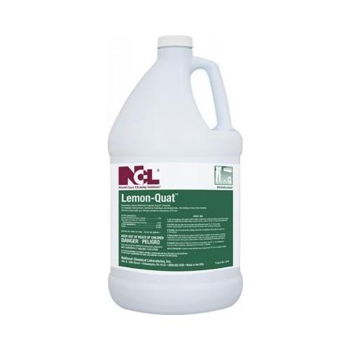 Lemon Quat, Disinfectant Cleaner, 1Gal