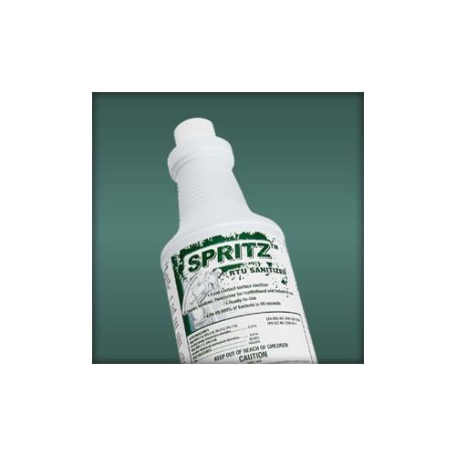 Spritz, Sanitizer, RTU, Qt