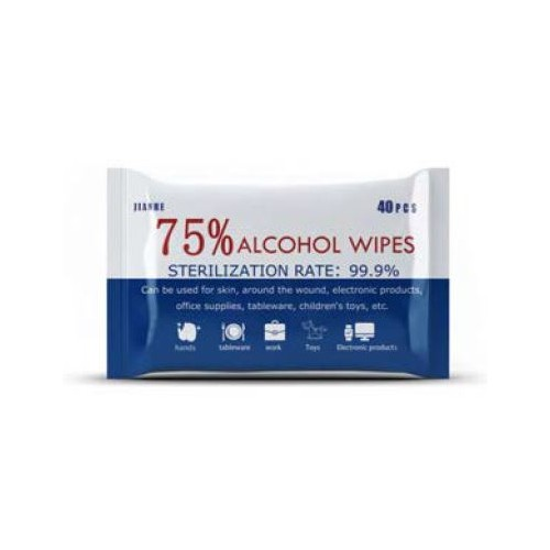 Alcohol Sanitizing Wipes