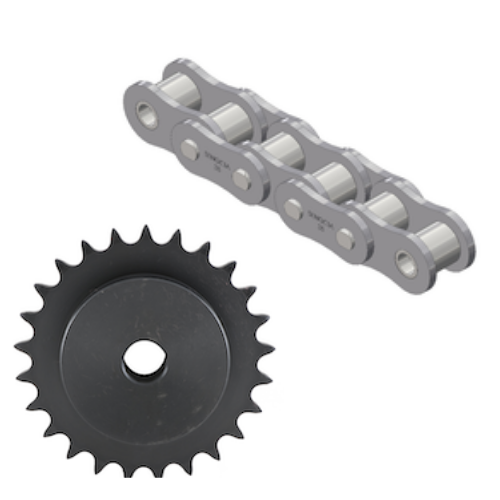 Chain Drives & Sprockets