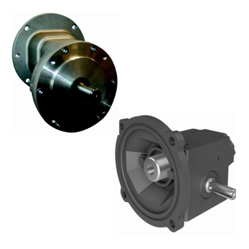 Gearboxes & Speed Reducers