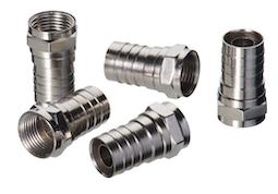 Coaxial & Twinaxial Connectors
