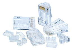 Cat 6 Connectors