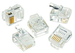 Modular Plugs & Adapters