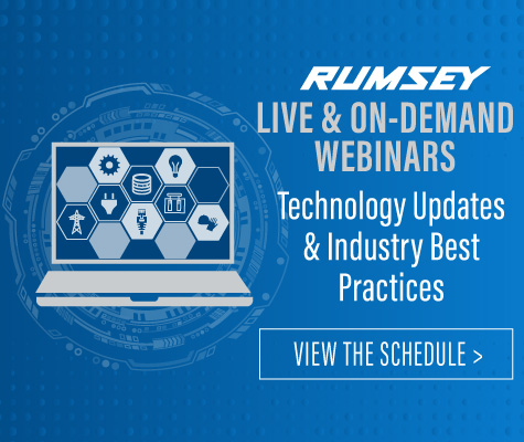 Rumsey Live & On-Demand Webinars