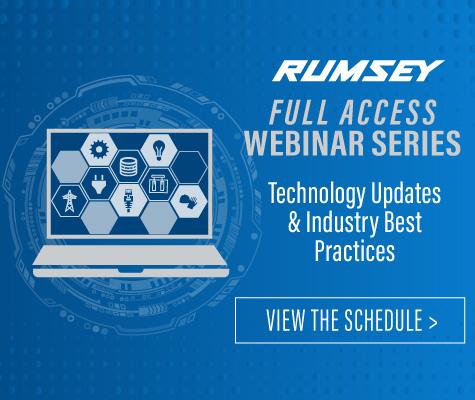 Rumsey Full Access Webinar Series