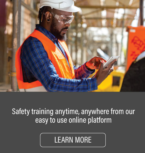 On-demand Safety training