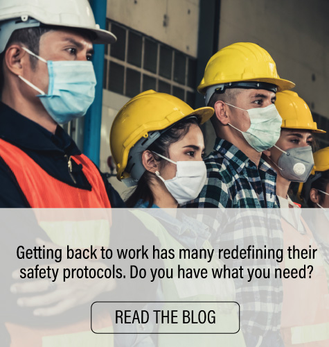 Back to Work Safely Blog