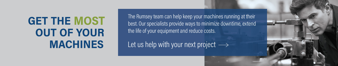 Rumsey Power Transmission Capabilities