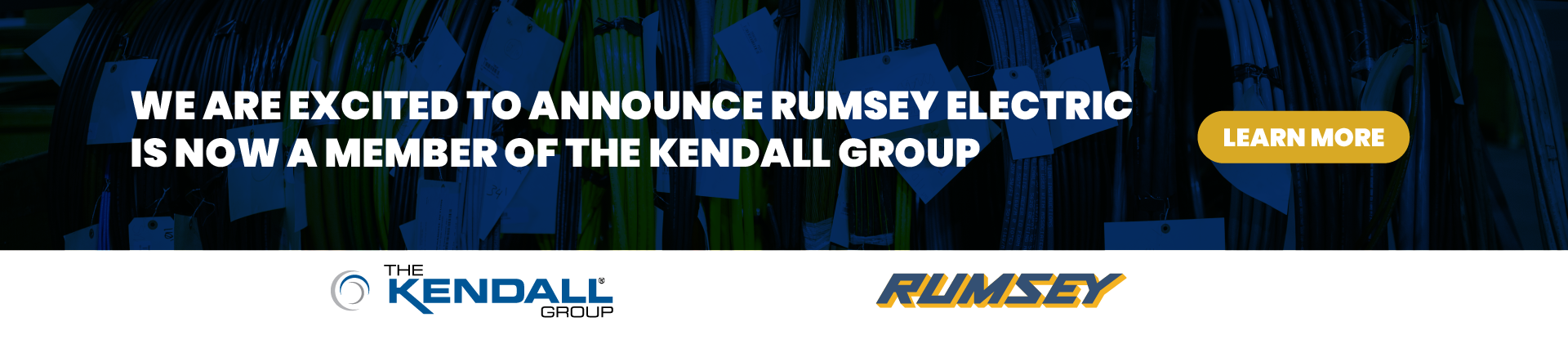 Rumsey Acquired by Kendall Electric