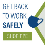 shop ppe esentials menu banner
