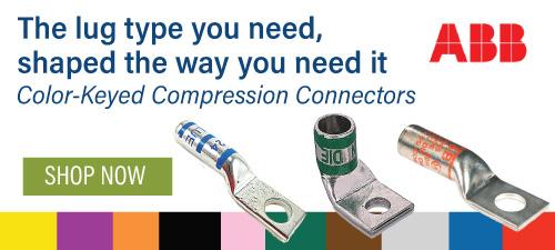 Color-Keyed Compression Connectors