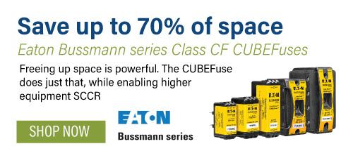 Eaton Bussmann CubeFuse