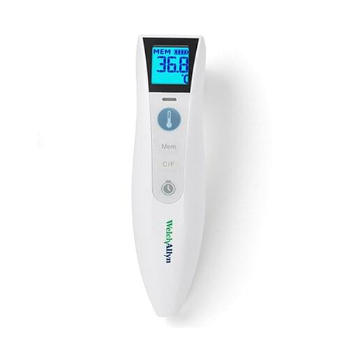 Welch Allyn CareTemp& Touch Free Thermometer