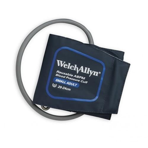 <p><strong>Details</strong></p> <ul> <li>Extra-large cuff</li> <li>Size 20 cm to 24 cm</li> <li>Reusable</li> <li>Easy to use</li> <li>Latex-free</li> <li>For ABPM 7100 Ambulatory Blood Pressure Monitor</li> </ul>