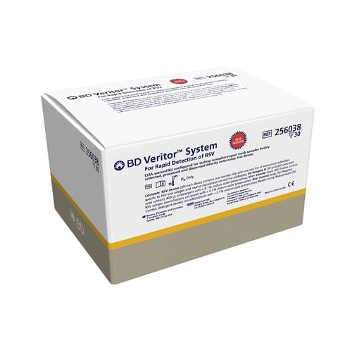 BD Veritor™ System for Rapid Detection of RSV CLIA-Waived Kit - 30 Tests/Box