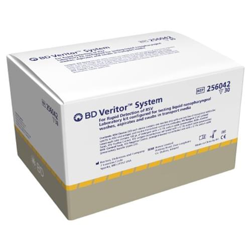 BD Veritor™ System for Rapid Detection of RSV Laboratory Kit - 30 Tests/Box